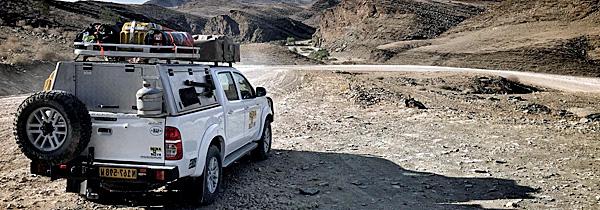 X Car Hire Maun Botswana